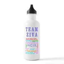 NCIS Ziva Water Bottle