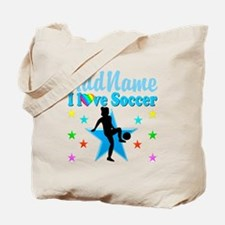 SOCCER PLAYER Tote Bag