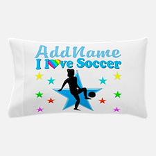 SOCCER PLAYER Pillow Case