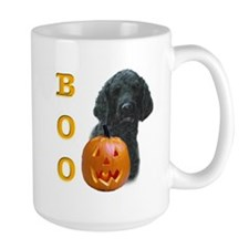 Poodle (Blk) Boo Mug