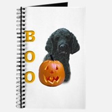 Poodle (Blk) Boo Journal
