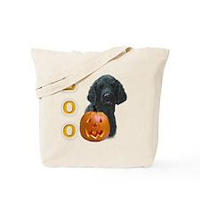 Poodle (Blk) Boo Tote Bag