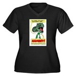 T-Rex Hangry Plus Size T-Shirt