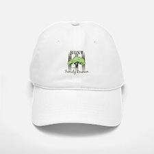 HUNT family reunion (tree) Baseball Baseball Cap