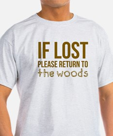 Return to the woods T-Shirt