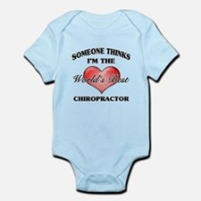 World's Best Chiropractor Body Suit