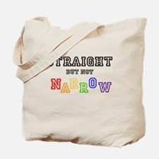 Straight but not narrow T-Shirt Tote Bag