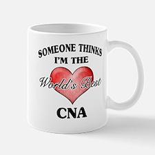 World's Best CNA Mug
