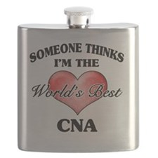 World's Best CNA Flask