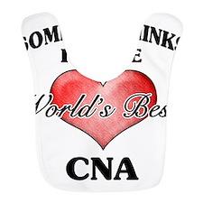 World's Best CNA Bib
