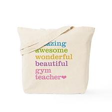 Gym Teacher Tote Bag