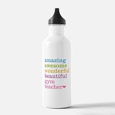 Gym Teacher Water Bottle