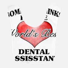 World's Best Dental Assistant Bib