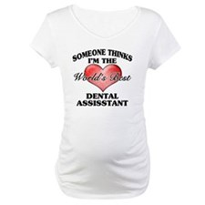 World's Best Dental Assistant Shirt