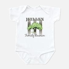 MULLEN family reunion (tree) Infant Bodysuit