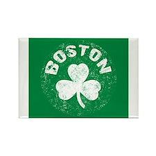 Unique Boston Rectangle Magnet