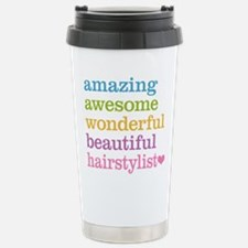 Hairstylist Stainless Steel Travel Mug