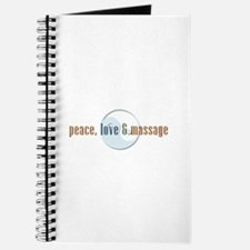 Peace, Love and Massage Journal