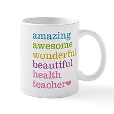 Health Teacher Mugs