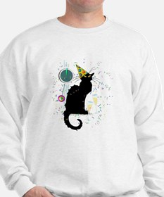 Chat Noir New Years Party Countdown Sweatshirt