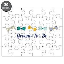 Bow Tie Border Puzzle