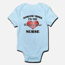 World's Best Nurse Body Suit