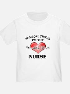 World's Best Nurse T-Shirt
