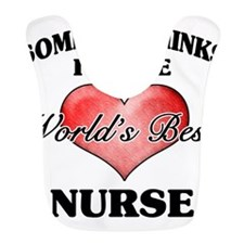 World's Best Nurse Bib