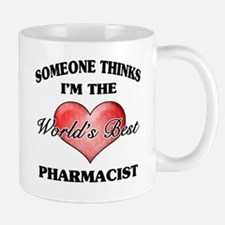 World's Best Pharmacist Mug