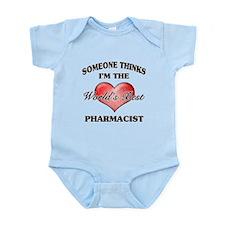 World's Best Pharmacist Body Suit