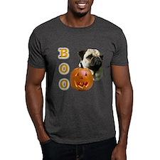 Pug (Fawn) Boo T-Shirt