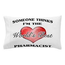 World's Best Pharmacist Pillow Case