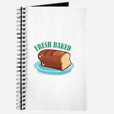 Fresh Baked Journal