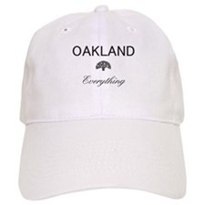 Oakland Everything Baseball Cap