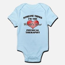 World's Best Physical Therapist Body Suit