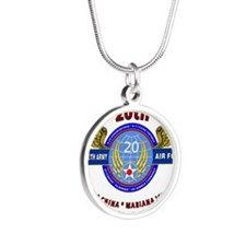 20TH ARMY AIR FORCE* ARMY AIR CORPS WW I Necklaces
