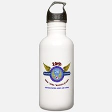 20TH ARMY AIR FORCE* A Water Bottle