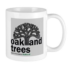 Hustle in the Streets of Oakland Mug