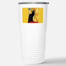Chat Noir New Years Par Travel Mug