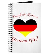 German Girl Journal