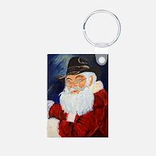 Old Fashion Santa Keychains