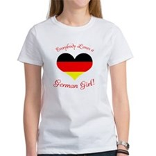 German Girl Tee