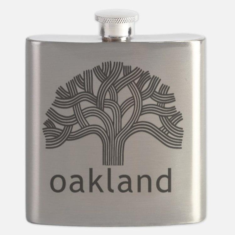 Oakland Tree Flask