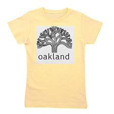 Oakland Tree Girl's Tee