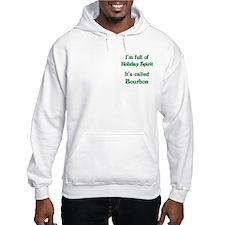 Funny Holiday Spirit Hoodie Hoodie