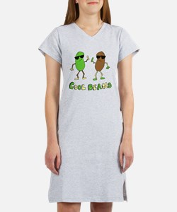Cool Beans Women's Nightshirt