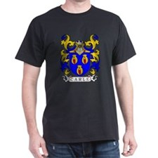 Carle Family Crest T-Shirt