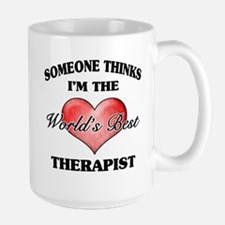 World's Best Therapist Mug