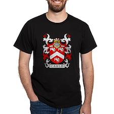 Carle Family Crest II T-Shirt