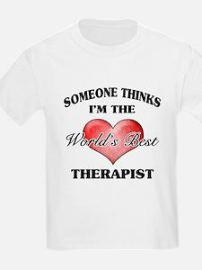 World's Best Therapis T-Shirt